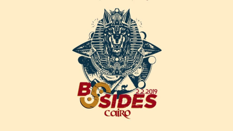 Logo of BSides Cairo 2019