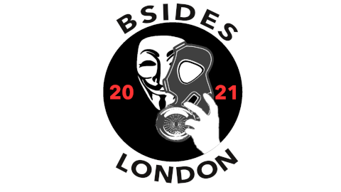 Logo of BSides London 2021