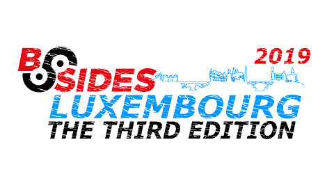 Logo of BSides Luxembourg 2019