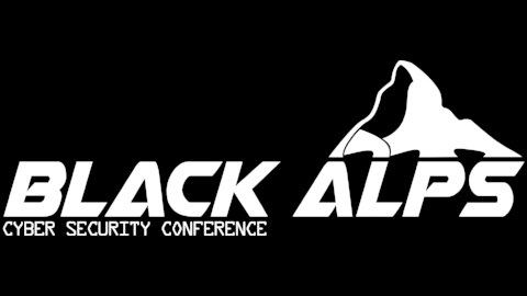 Logo of Black Alps 2018