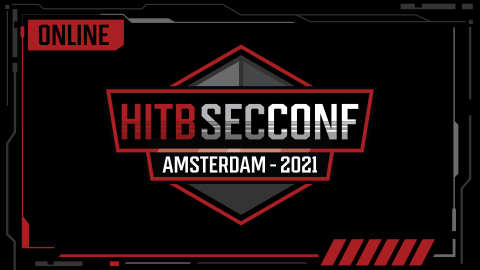 Logo of Hack In The Box - Amsterdam HITB2021AMS