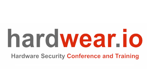 Logo of Hardwear.io 2018
