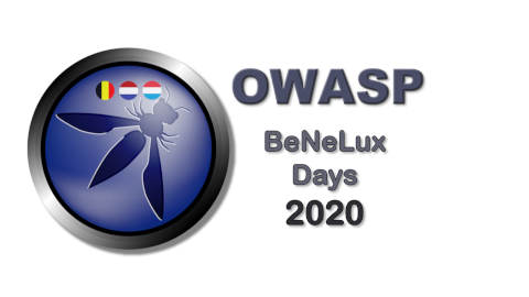 Logo of OWASP BeNeLux Day 2020