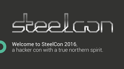 Logo of SteelCon 2016