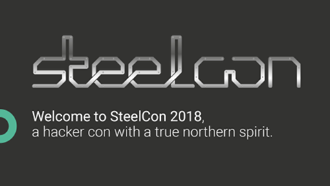 Logo of SteelCon 2018