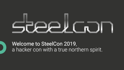 Logo of SteelCon 2019